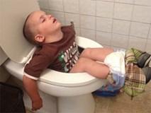 Những tư thế ngủ 'không cần quy củ' của lũ nhóc tì