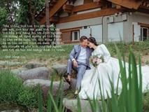 Lấy chồng 30 năm chưa từng mặc váy cưới, chú xe ôm dốc cạn tiền đưa vợ sang Hàn chụp ảnh