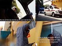 Chân dung tên côn đồ chặn xe cấp cứu 'cướp' tiền bệnh nhân ung thư giai đoạn cuối