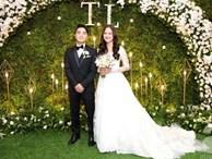 Cận cảnh không gian tiệc cưới lãng mạn của Á quân 'Next Top Model 2010' Tuyết Lan và chú rể Việt kiều