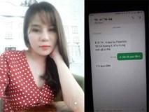 Dù xinh đẹp trẻ trung chẳng kém hot girl, cô vợ này vẫn cay đắng ra đi sau khi chồng nhắn tin rủ gái lạ qua đêm