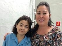Nghệ sĩ Hồng Vân vừa cập nhật hình ảnh Mai Phương trên giường bệnh cùng dòng tâm sự nghẹn ngào