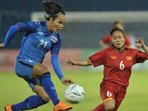 Bóng đá nữ Việt Nam vào tứ kết, tiễn Thái Lan về nước
