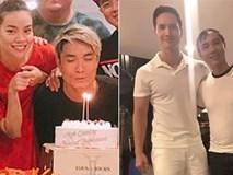 Hồ Ngọc Hà tổ chức sinh nhật cho bạn thân, Kim Lý cũng có mặt nhưng 'né' chụp chung