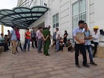 Cận cảnh dự án dát vàng ở Đà Nẵng bị công nhân vây đòi tiền
