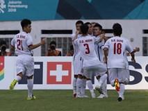 Duy Mạnh: 'Chúng em sẵn sàng hi sinh bản thân vì bóng đá Việt Nam'