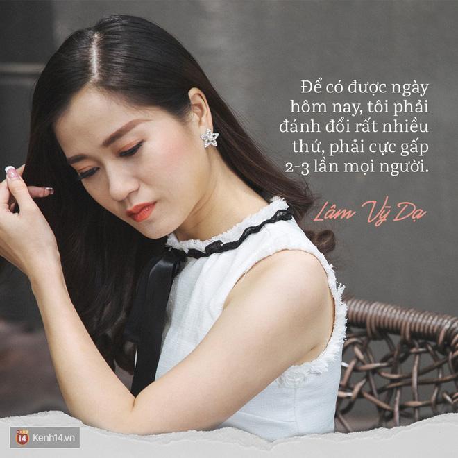 Lâm Vỹ Dạ kể về cuộc hôn nhân với Hứa Minh Đạt: Đôi lúc tôi cũng nản và mệt mỏi lắm!-1
