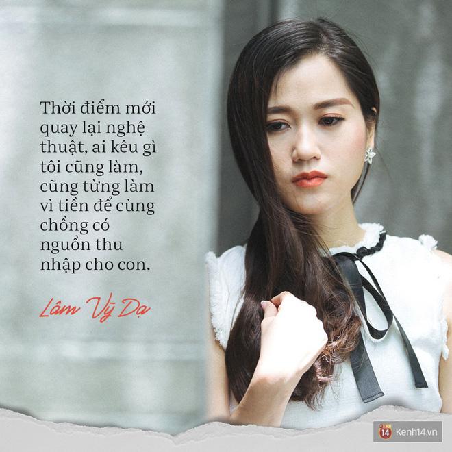 Lâm Vỹ Dạ kể về cuộc hôn nhân với Hứa Minh Đạt: Đôi lúc tôi cũng nản và mệt mỏi lắm!-2