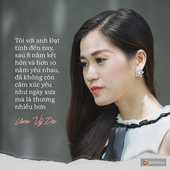 Lâm Vỹ Dạ kể về cuộc hôn nhân với Hứa Minh Đạt: Đôi lúc tôi cũng nản và mệt mỏi lắm!-3