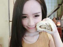 Hotgirl bán bánh bao tự làm gây sốt MXH, có khách nam đặt mua 10.000 cái một lúc