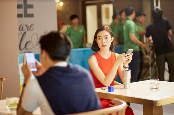Quang Đại và Helly Tống bất ngờ 'lộ' ảnh cưới-2