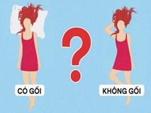 Ngủ không gối tốt hơn ngủ kê gối: Sửa sai lầm để luôn ngủ ngon mà không bị đau cổ, vai