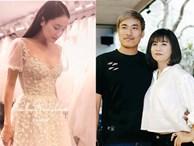 Ảnh Nhã Phương mặc váy cưới, nhưng Cát Phượng - Kiều Minh Tuấn lại là cặp đôi gây chú ý!