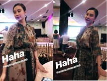 Diện váy hoa nhưng tham chi tiết, Angela Phương Trinh còn già hơn cả mẹ