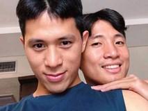 Bùi Tiến Dũng và Trần Đình Trọng khiến fan phì cười vì mái tóc