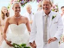 Bất chấp tất cả để lấy vợ tư kém 35 tuổi, tỷ phú có cuộc sống người người mơ ước
