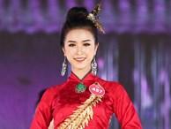 Thí sinh Hoa Hậu Việt Nam gây ngỡ ngàng khi đẹp như cung tần mỹ nữ thời xưa