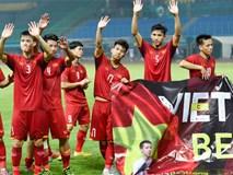 'Olympic Việt Nam giúp bóng đá Đông Nam Á giữ thể diện tại ASIAD 2018'