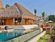 'Đột nhập' resort làm từ tre, giá 147 triệu/đêm được gia đình Beckham chọn nghỉ dưỡng