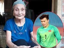 U23 Việt Nam: Bà nội thủ môn Bùi Tiến Dũng tin cháu sẽ không để lọt lưới