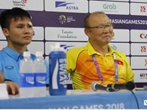 HLV Park Hang Seo quyết hạ 'Ferguson Hàn Quốc', đưa Olympic Việt Nam vào chung kết
