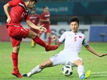 Hậu vệ Đoàn Văn Hậu vắng mặt ở trận gặp Olympic Hàn Quốc