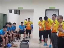 HLV Park Hang Seo dặn dò cầu thủ Việt Nam: