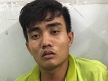 50 cảnh sát cơ động và 10 chó nghiệp vụ vây bắt tên cướp ở Sài Gòn
