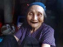 Bà nội U80 của thủ môn Tiến Dũng đánh chiêng 'tiếp lửa' Olympic VN