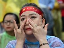 Tuyển Olympic làm nên lịch sử dù thất bại trước Hàn Quốc