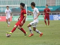 Lịch thi đấu trận tranh HCĐ, chung kết bóng đá nam Asiad 18