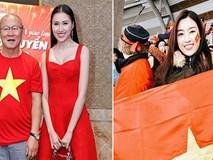 Hoa hậu, MC nóng bỏng VTV động viên U23 Việt Nam sau thất bại trước Hàn Quốc