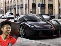 Những mẫu xe đắt tiền của ngôi sao Olympic Hàn Quốc Son Heung-Min