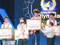 18 năm phát sóng Đường lên đỉnh Olympia, 2 ngôi trường này đã chiếm đến 10 thí sinh trong trận chung kết năm