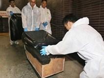 Phát hiện thi thể trong thùng gỗ tại trường đại học và tội ác không ai ngờ của gã phó giáo sư
