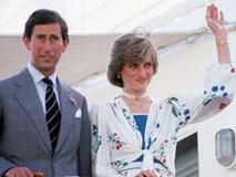 Lần đầu tiết lộ tuần trăng mật khủng khiếp của Công nương Diana