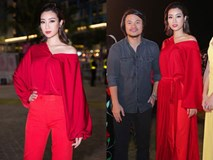 Lâu lâu mới 'đổi gió' một lần, nhưng style mới của Hoa hậu Mỹ Linh hơi... khó cảm