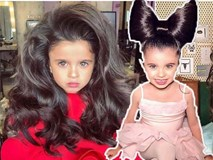 Cô bé 5 tuổi sở hữu mái tóc đẹp tuyệt trần, nhiều sao quốc tế phải ghen tỵ