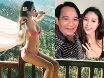 Chân dài 1,8m khiến Quang Tèo say như điếu đổ sau 2 năm