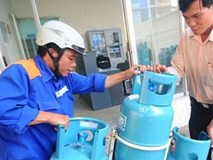 Từ hôm nay, giá gas tăng mạnh 10.000 đồng/bình 12kg