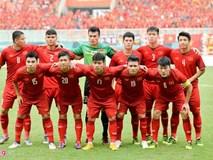 Olympic VN vs Olympic UAE: Minh Vương có thể đá chính cùng Quang Hải
