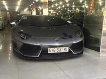 Rộ tin đồn ông chủ Trung Nguyên bán siêu xe Lamborghini Aventador