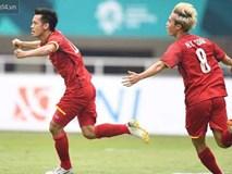 Video: Bàn thắng gỡ hòa 1-1 của Olympic Việt Nam