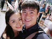 Bạn gái xinh đẹp, gia thế 'khủng' của Duy Mạnh U23 Việt Nam