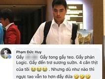Than thở giảm 4kg vì ASIAD, Đức Huy khiến fan vừa thương đã phụt cười ngay vì lý do này