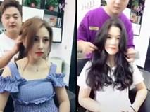 Muốn thu hút dịp 'Back to school', nàng sành điệu đừng bỏ lỡ kiểu tóc mái dài Hàn Quốc