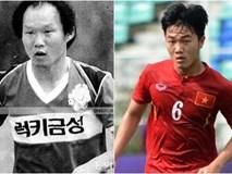 Vô tình phát hiện ra ảnh HLV Park Hang- seo thời trẻ, ai cũng giật mình vì 'hoàng tử mắt hí' Xuân Trường quá giống thầy
