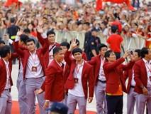 Tuyển bóng đá nam Olympic Việt Nam nhận được bao nhiêu tiền thưởng?