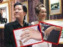Hai chiếc nhẫn được Trường Giang, Nhã Phương đeo sau lễ đính hôn có gì đặc biệt?