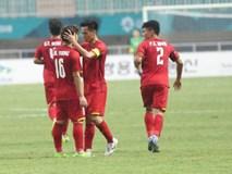 Vừa về nước, cầu thủ Olympic Việt Nam chuẩn bị căng sức đá V.League